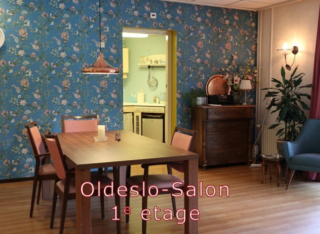 Oldeslo- Salon 1e etage
