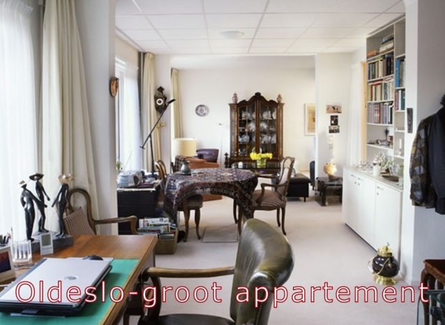 Oldeslo - groot appartement